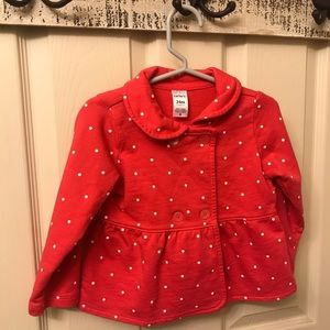 24 month old girls coat